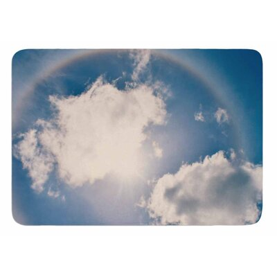 Halo by Robin Dickinson Bath Mat