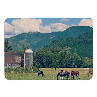 Country Life by Robin Dickinson Bath Mat