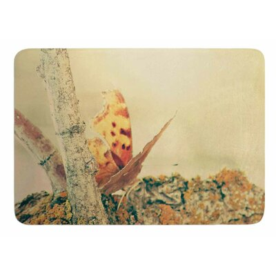 Monarch Butterfly by Sylvia Coomes Bath Mat