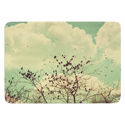 Birds of a Feather by Sylvia Coomes Bath Mat