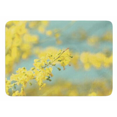 Blooms 2 by Sylvia Coomes Bath Mat
