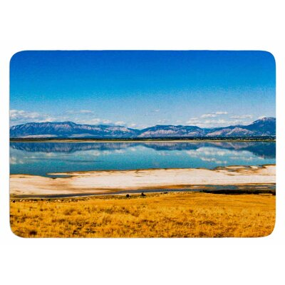 Reflection by Sylvia Coomes Bath Mat