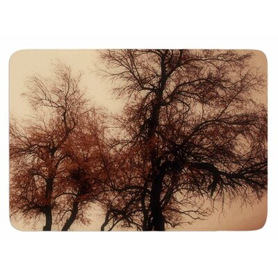 Rust Trees by Sylvia Coomes Bath Mat