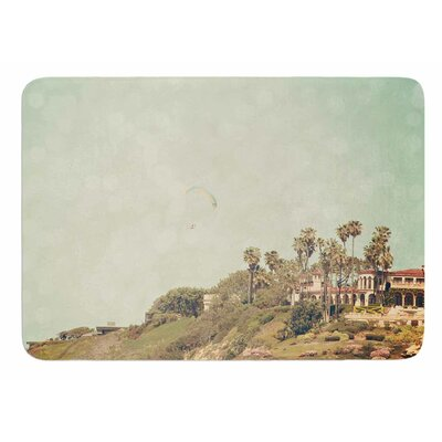 West Coast 1 by Sylvia Coomes Bath Mat