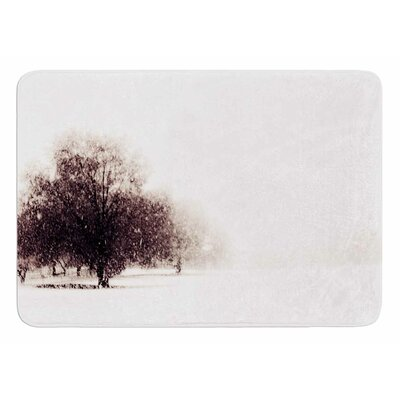 Winter Landscape by Sylvia Coomes Bath Mat