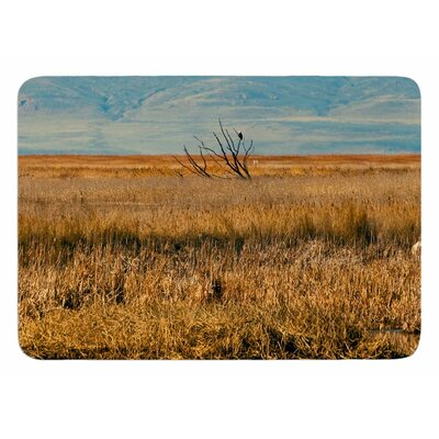 Reflective Landscape by Sylvia Coomes Bath Mat