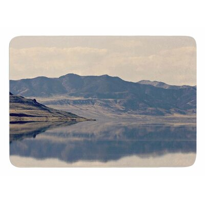 Reflective 2 by Sylvia Coomes Bath Mat