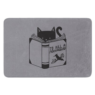To Kill A Mockingbird by Tobe Fonseca Bath Mat