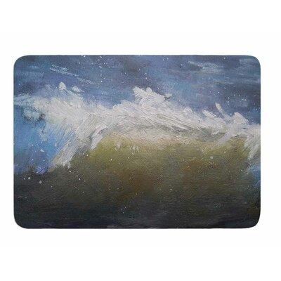 The Curl by Carol Schiff Bath Mat