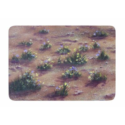 Desert Weeds by Cyndi Steen Bath Mat