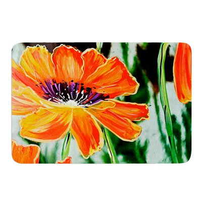 Through the Looking Glass by Christen Treat Bath Mat Size: 24 W x 36 L