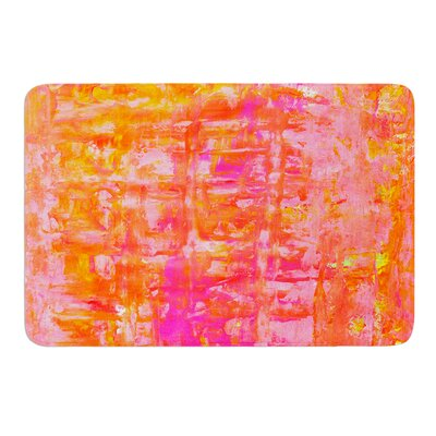 Wiggle by CarolLynn Tice Bath Mat Size: 24 W x 36 L