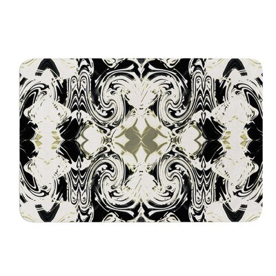 The Palace Walls III by Dawid Roc Bath Mat Size: 17W x 24L