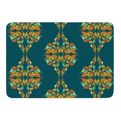 Feast by Dan Sekanwagi Bath Mat