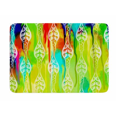 Seeds of Unity by Dan Sekanwagi Bath Mat