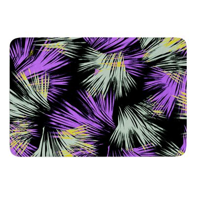 Tropical Fun by Gabriela Fuente Bath Mat Size: 17W x 24L