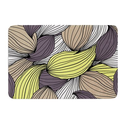 Wild Brush by Gabriela Fuente Bath Mat Size: 17W x 24L