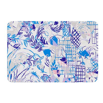She by Gabriela Fuente Bath Mat Size: 17
