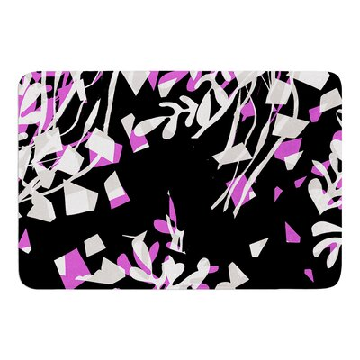 Night by Gabriela Fuente Bath Mat Size: 17W x 24L