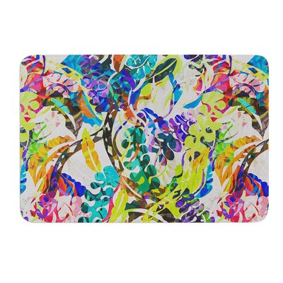 Flow by Gabriela Fuente Bath Mat Size: 24
