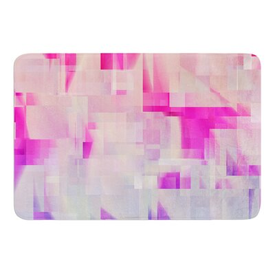 Winter Flow by Gabriela Fuente Bath Mat Size: 17