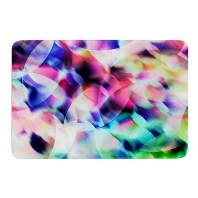 Party by Gabriela Fuente Bath Mat Size: 17W x 24L