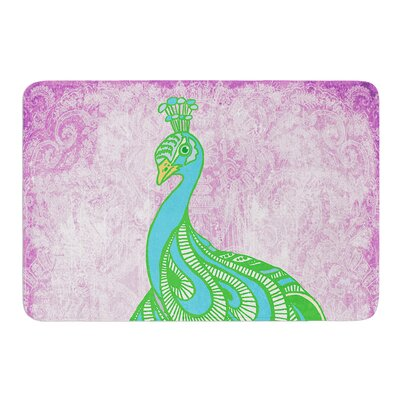 Beauty in Waiting by Geordanna Cordero-Fields Bath Mat Size: 24 W x 36 L
