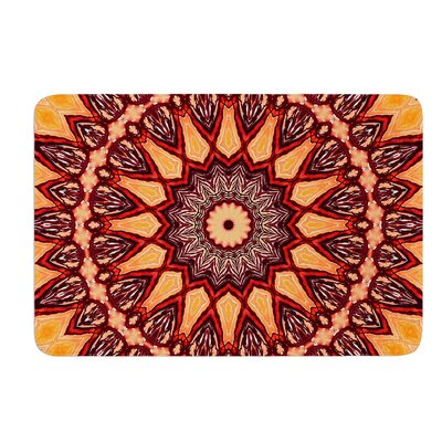 Colors of Africa by Iris Lehnhardt Bath Mat Size: 24 W x 36 L