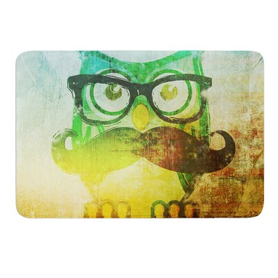 Howly by iRuz33 Bath Mat Size: 17
