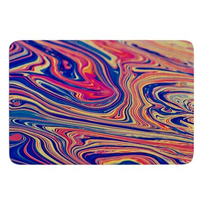 Soap and Water by Ingrid Beddoes Bath Mat Size: 24 W x 36 L