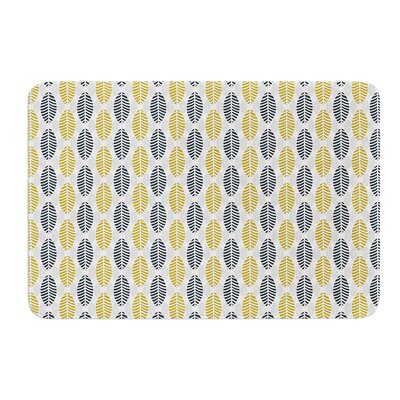 Seaport by Julie Hamilton Bath Mat Size: 17 W x 24 L
