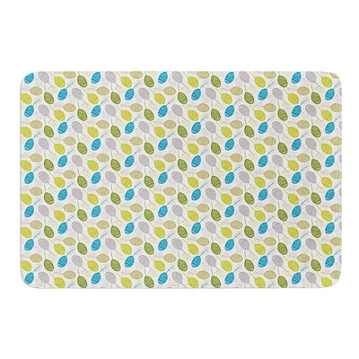 Tangled by Julie Hamilton Bath Mat Size: 17 W x 24 L