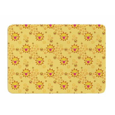 Its All Sunshine by Jane Smith Bath Mat