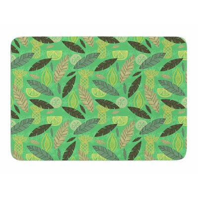 Tropical Fruits by Jane Smith Bath Mat
