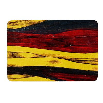 Sheets by Brittany Guarino Bath Mat Size: 24 W x 36 L