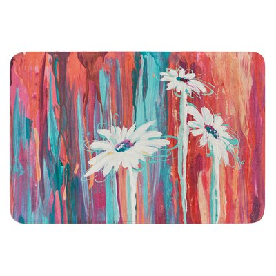Whole by Brienne Jepkema Bath Mat Size: 24 W x 36 L