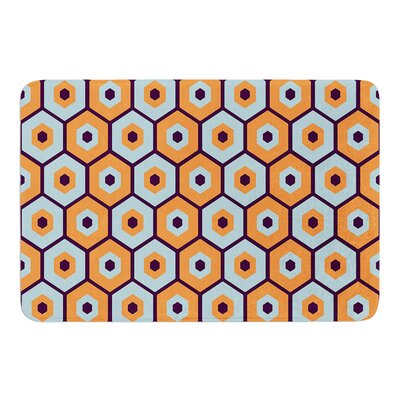 Busy by Budi Kwan Bath Mat Size: 24 W x 36 L