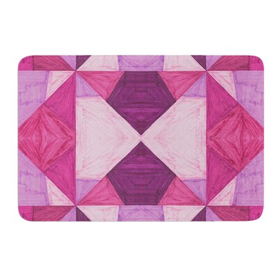 Angles by Empire Ruhl Bath Mat Size: 17W x 24L