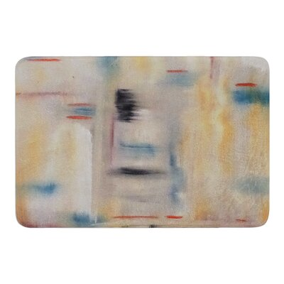 Library by Cathy Rodgers Bath Mat Size: 24 W x 36 L