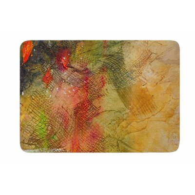 Poppyfield by Carol Schiff Bath Mat