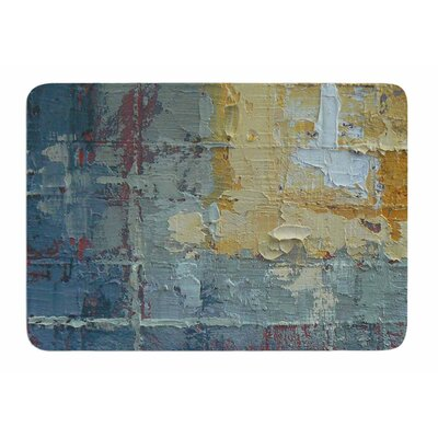 Indecision by Carol Schiff Bath Mat