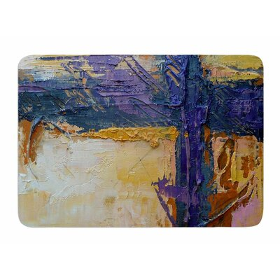 Royal Colors by Carol Schiff Bath Mat