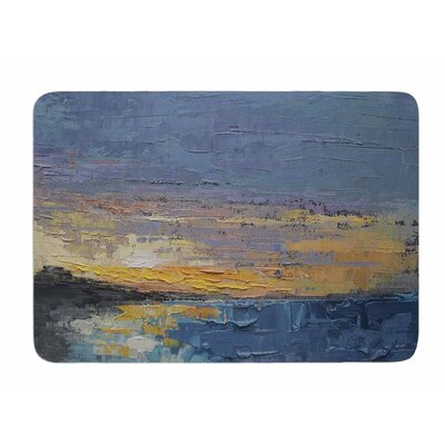 Caribbean Sunset by Carol Schiff Bath Mat