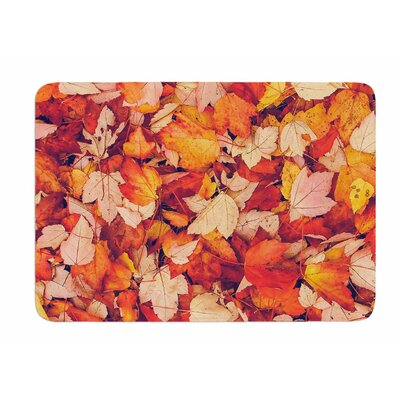 Scarlet by Debbra Obertanec Bath Mat