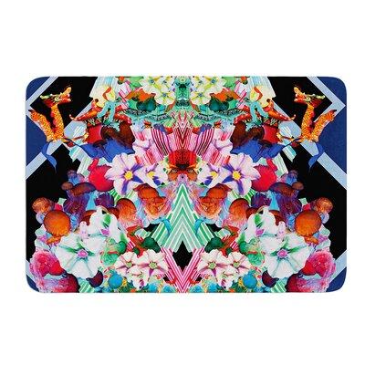 Herz by Danii Pollehn Bath Mat Size: 24 W x 36 L