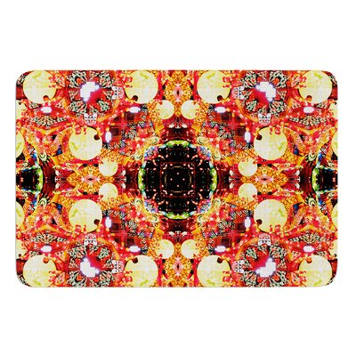 China by Danii Pollehn Bath Mat Size: 24 W x 36 L