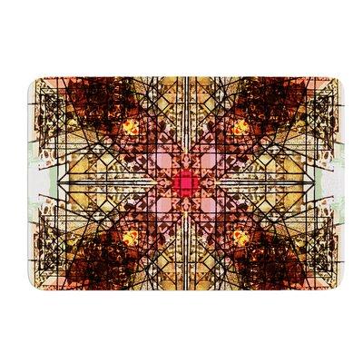 Viereck by Danii Pollehn Bath Mat Size: 17W x 24L