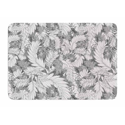 Jungle Paisley by Danii Pollehn Bath Mat
