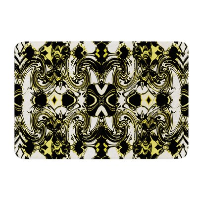 The Palace Walls II by Dawid Roc Bath Mat Size: 17W x 24L