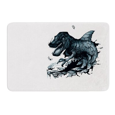 The Blanket by Graham Curran Bath Mat Size: 17W x 24L